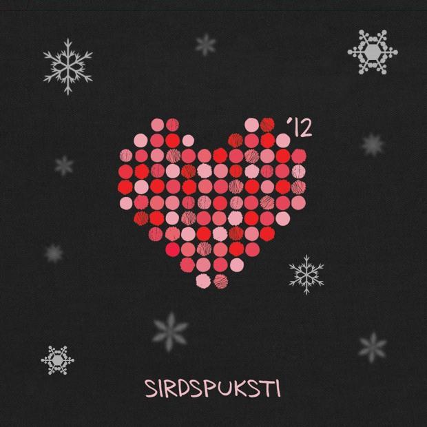 Sirdspuksti Ziemassvētkos